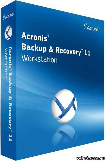 Universal recovery acronis